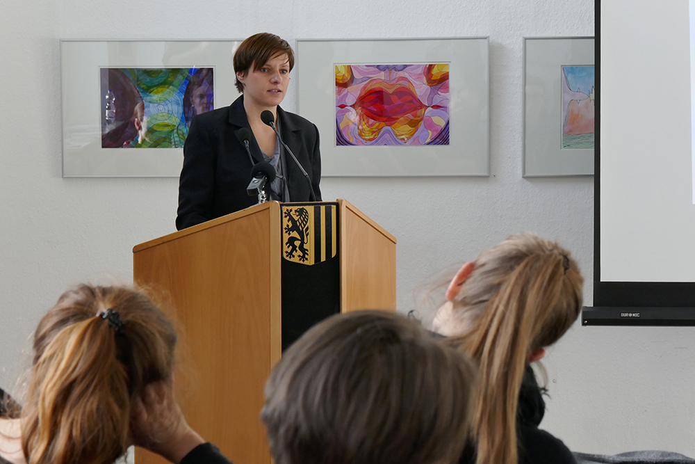 Josephine Hage, freie Projektmanagerin