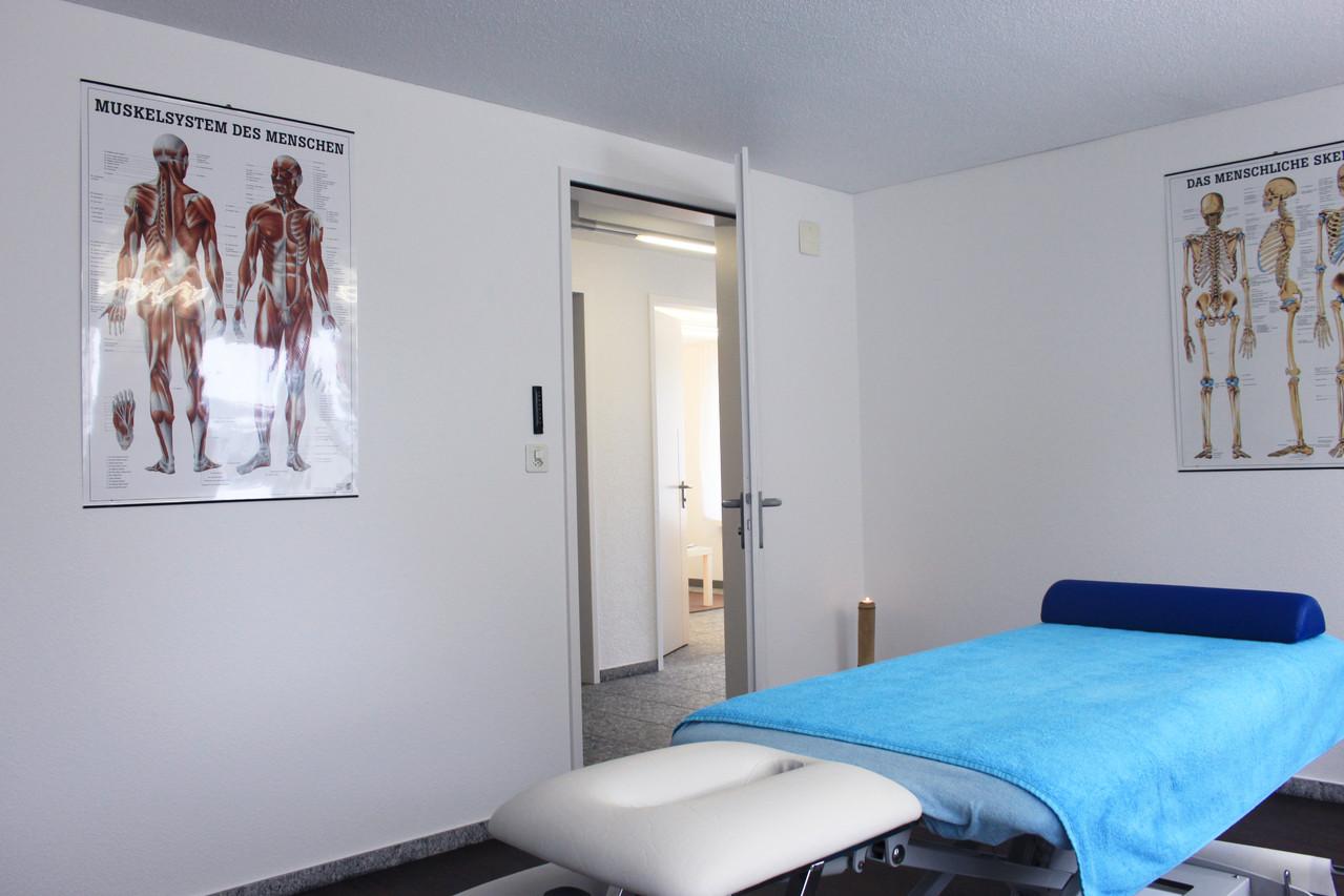 Gutes tun /  Therapiezimmer