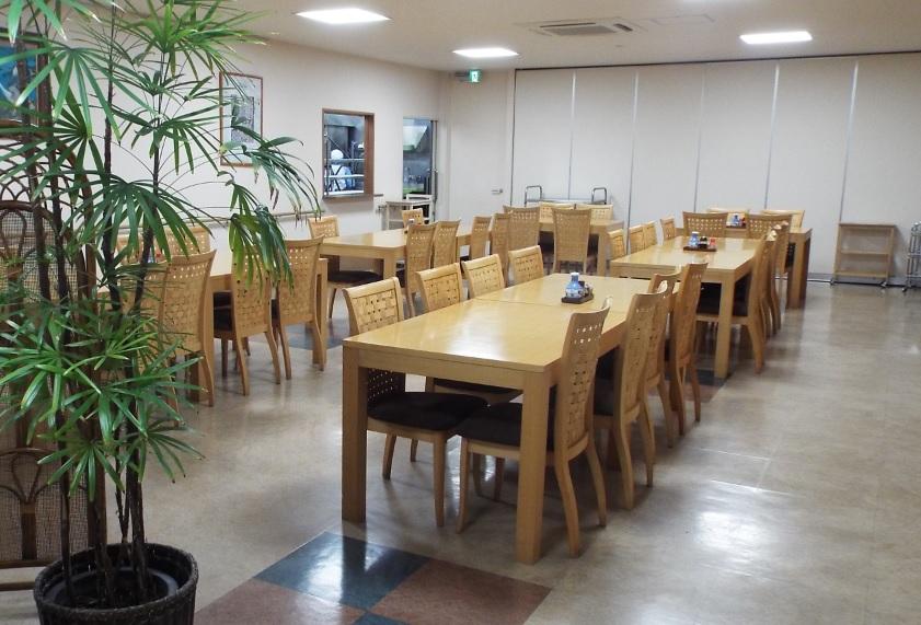 壱番館 食堂
