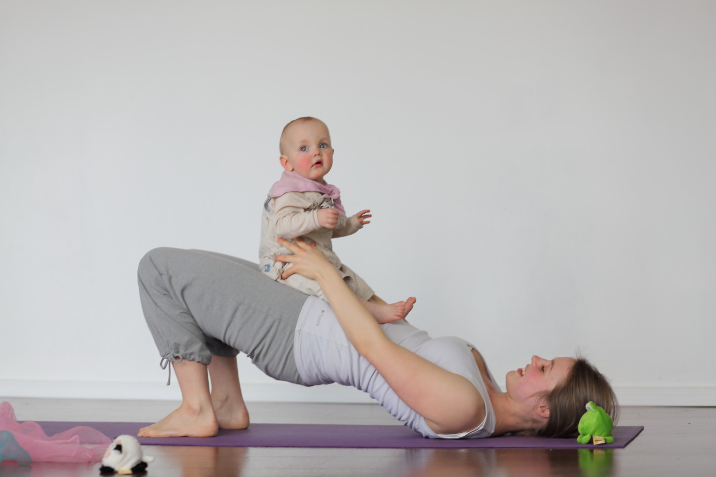 FIT MAMA - NEUER BLOCK ALLE 2 MONATE!