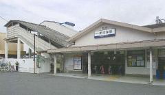 駅舎です。
