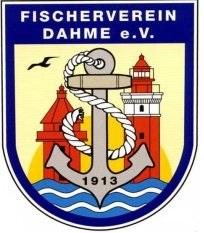 Das Wappen des Fischervereins von 1913