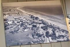 Luftbild Dahmes um 1930