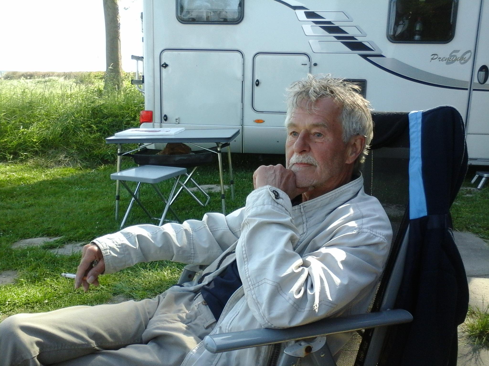 Wilhelm Voigt war zufrieden - 450 Besucher Pfingsten 2018