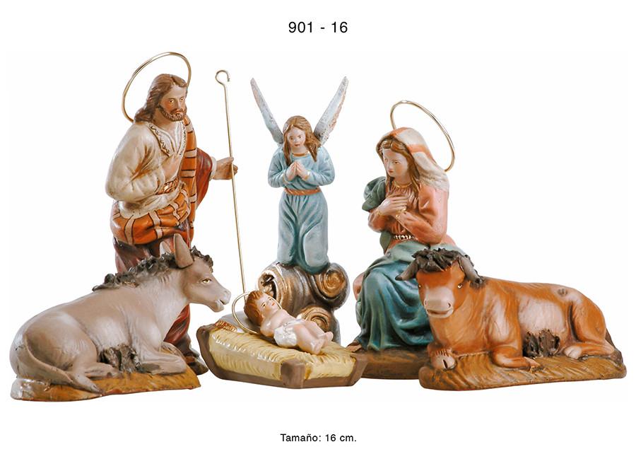 b238f68bc8f Nacimientos de Navidad (Misterios Navideños) - Belenes Laravid - Figuras de  Navidad