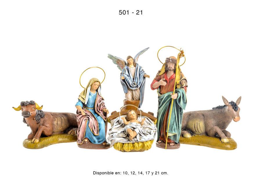 Nacimientos para el Belen