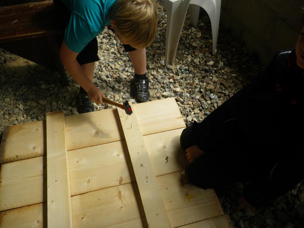 fabrication d'un composteur