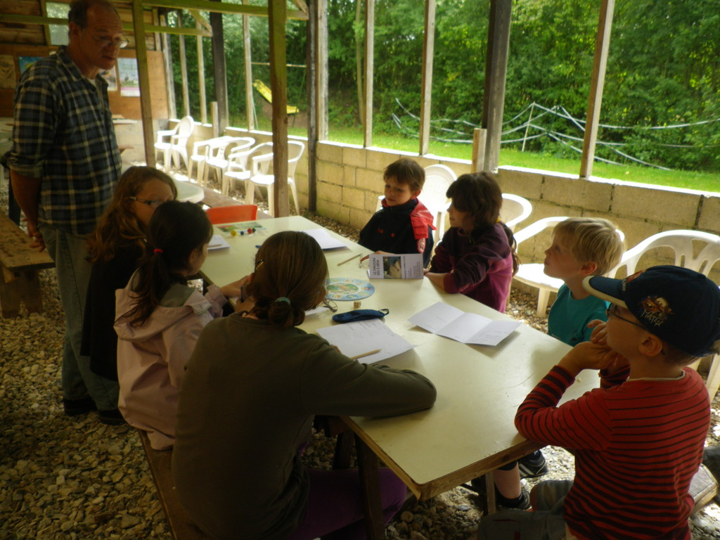 ateliers sur les 5 sens
