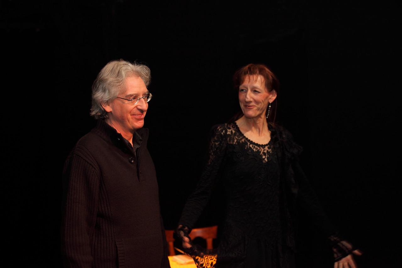 Christian Lejosne et Isabelle David-Igel