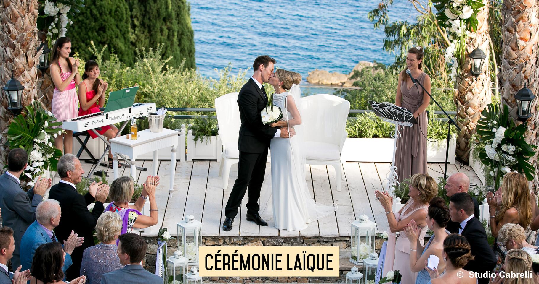 la crmonie laque - Mariage Laic