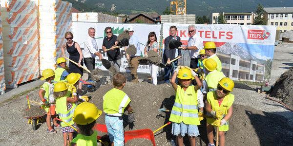 2016 Telfs, Kindergarten