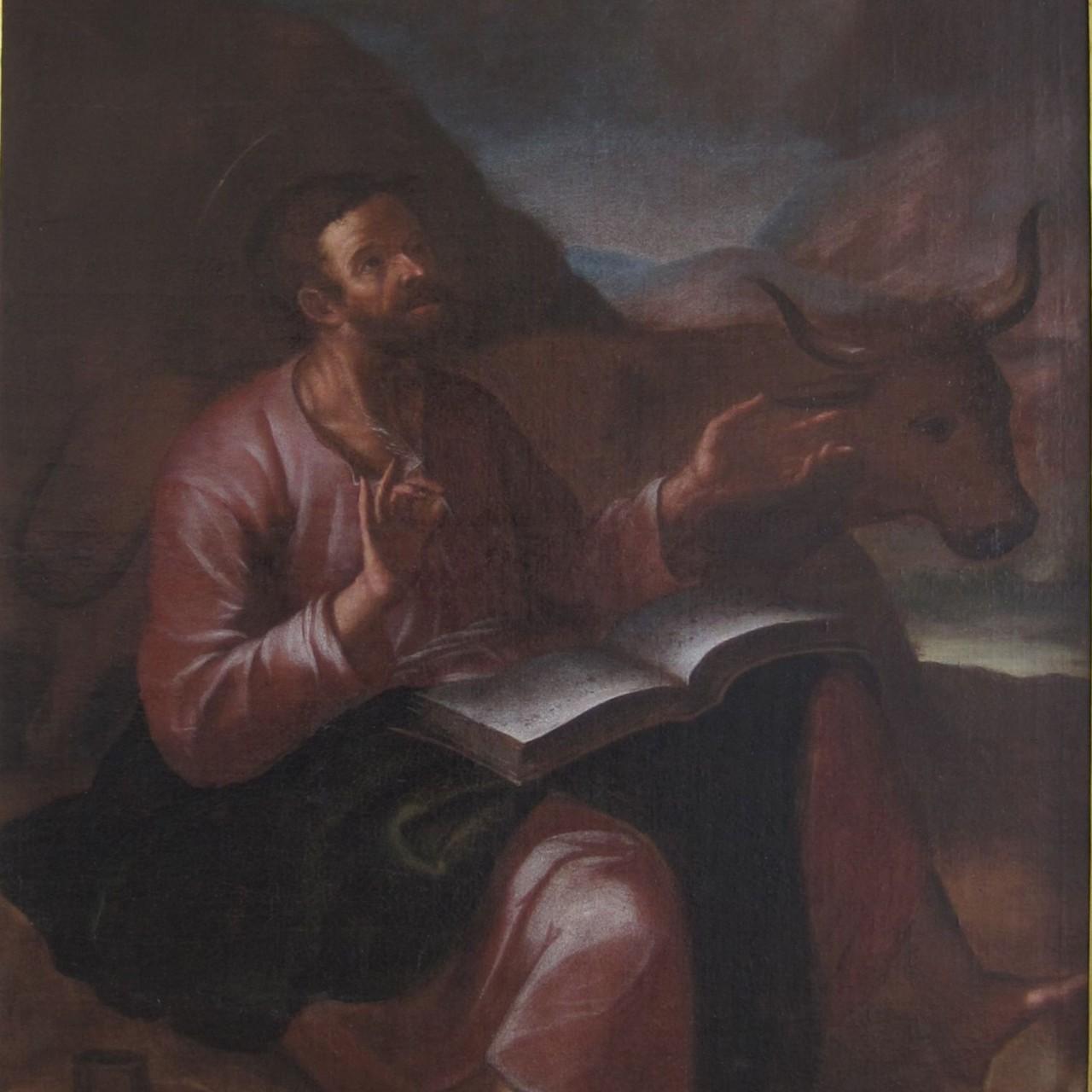San Lucas. Concatedral de San Julián. Ferrol.