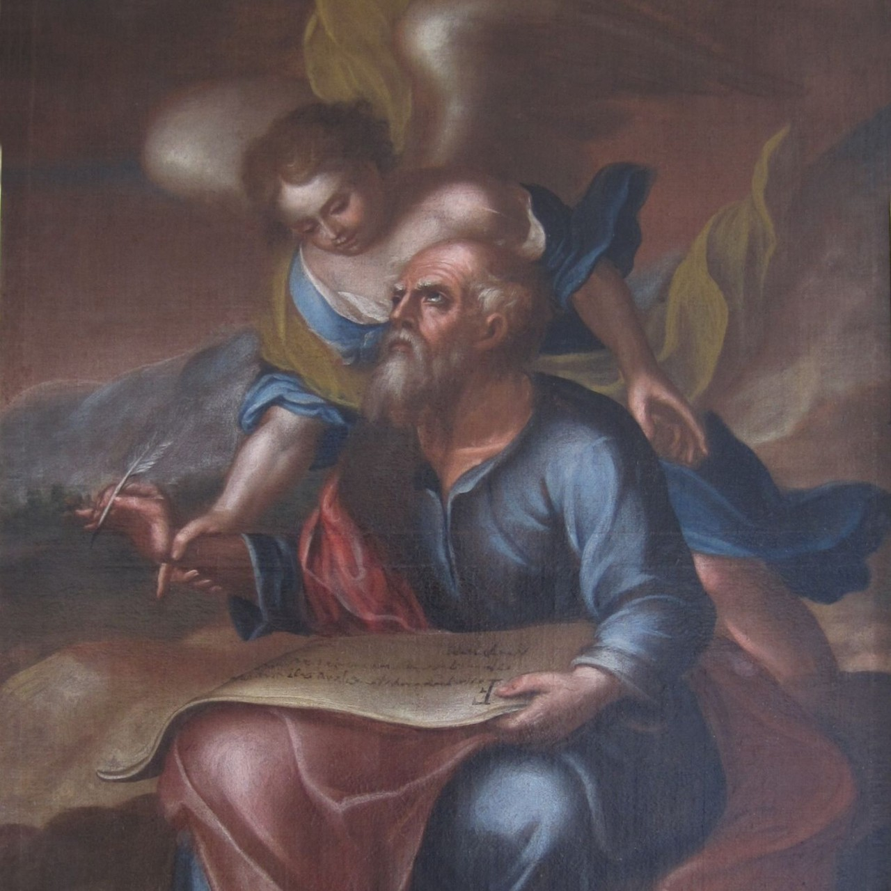 San Mateo. Concatedral de San Julián. Ferrol.