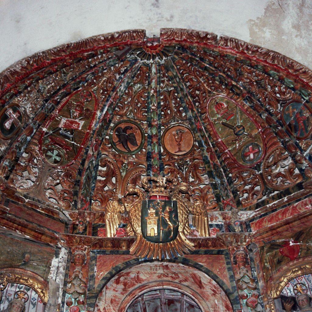 Monasterio de San Martín de Xubia (O Couto). Narón