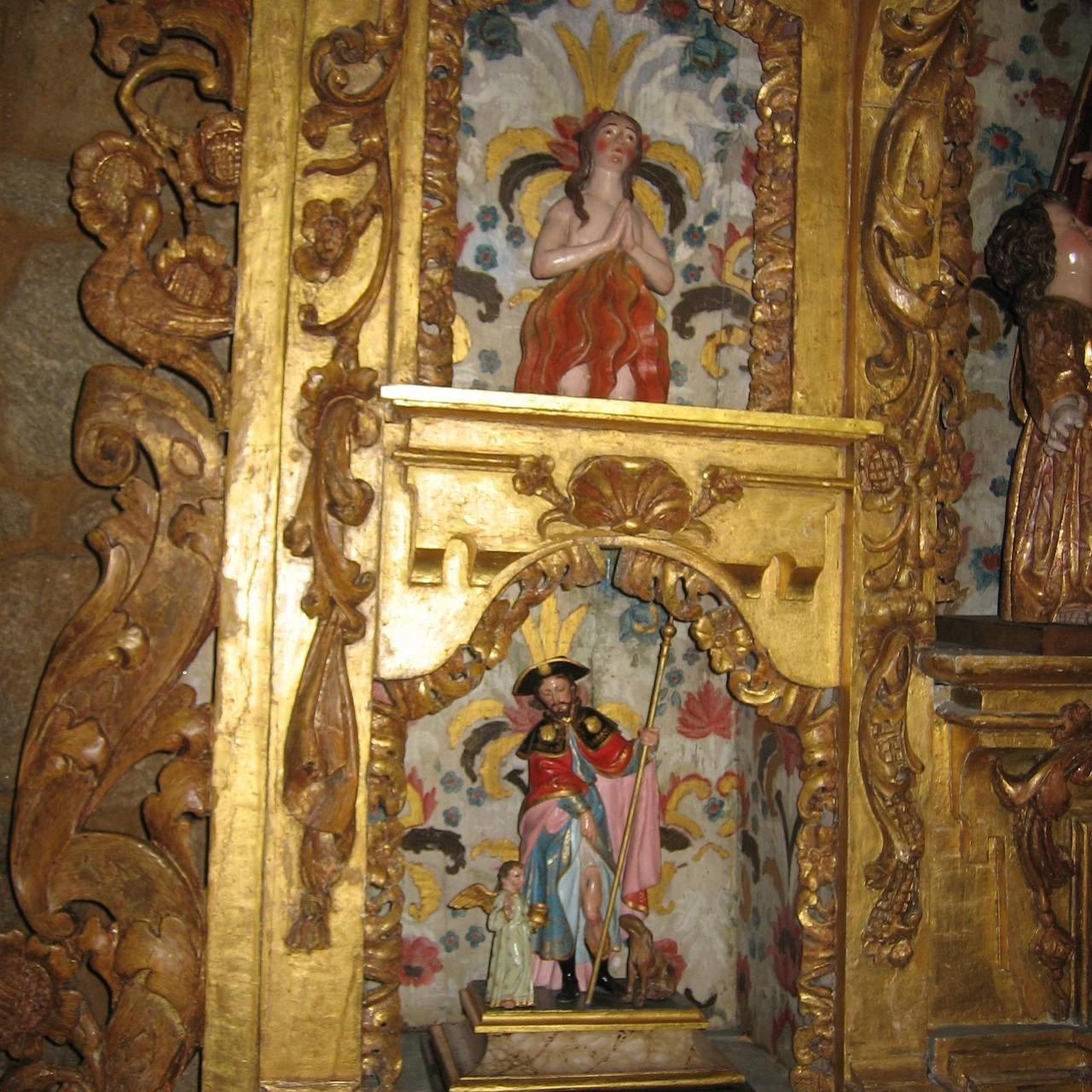 Capilla do Pazo de San José de Vista Alegre. Tui