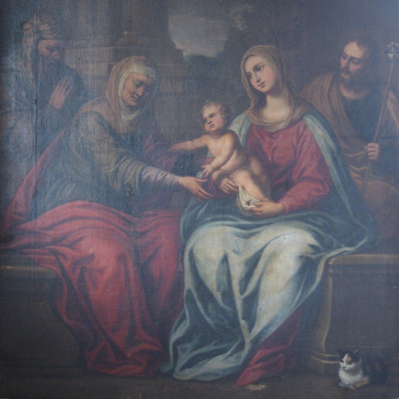Sagrada Familia. Concatedral de San Julián. Ferrol.