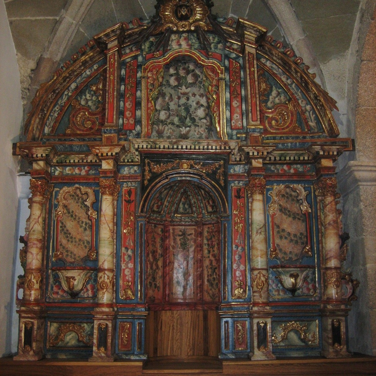 Santa María de As Pontes
