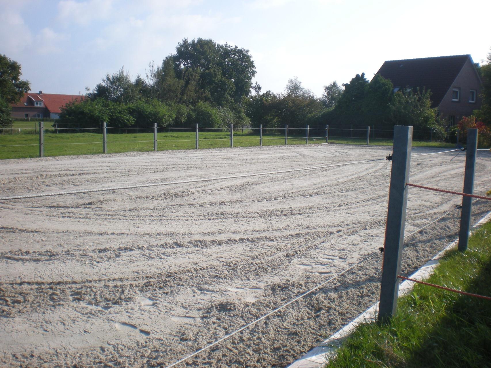 Extrem Unsere Pferdehaltung - Ferienwohnung und Pferdepension zwischen LI66