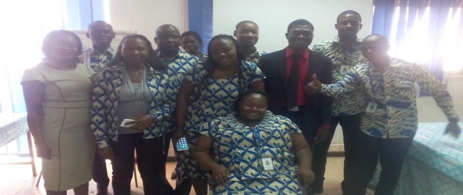 Atelier de formations en MS EXCEL avancé au profit des agents Ecobank Burkina -26-28 Septembre 2016