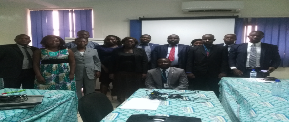 Atelier de formations en MS EXCEL avancé au profit des agents Ecobank Burkina -26-28 Septembre 2017