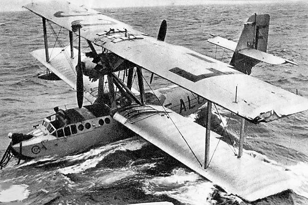 Au temps des pionniers de l'aviation