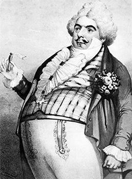 Luigi Lablache extravagant chanteur d'opéra