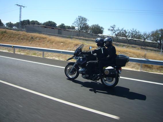 A caminho de Salamanca