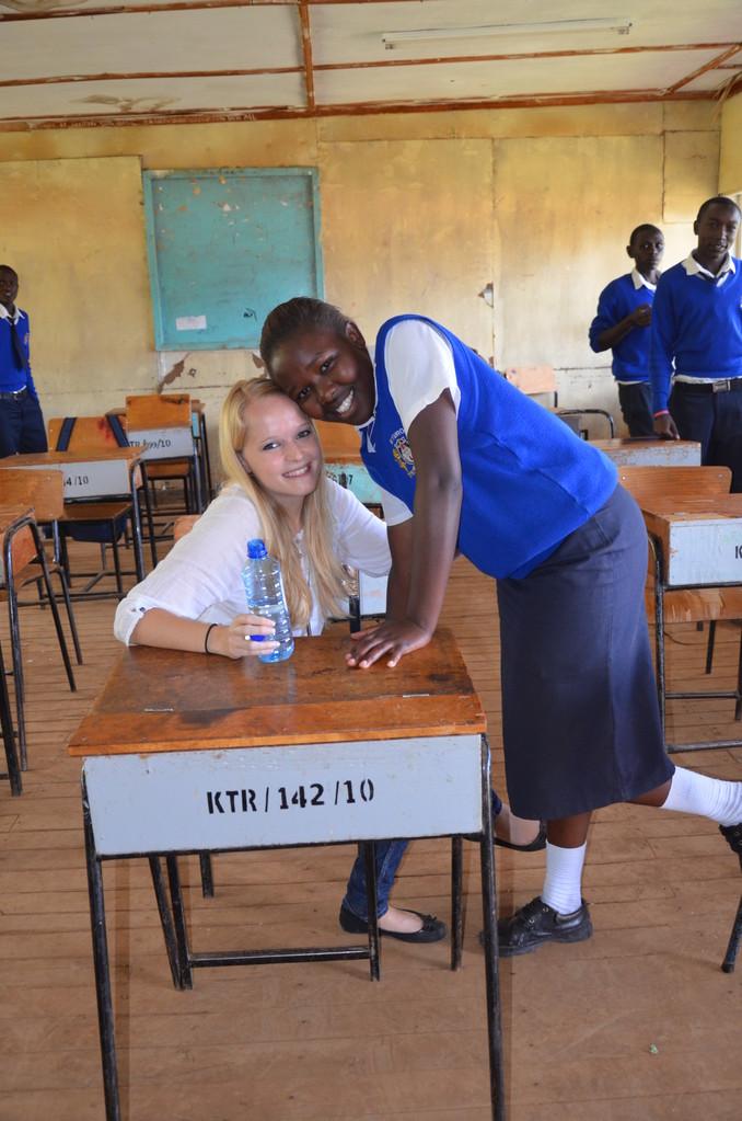 Deutsch-Kenianische Freundschaft