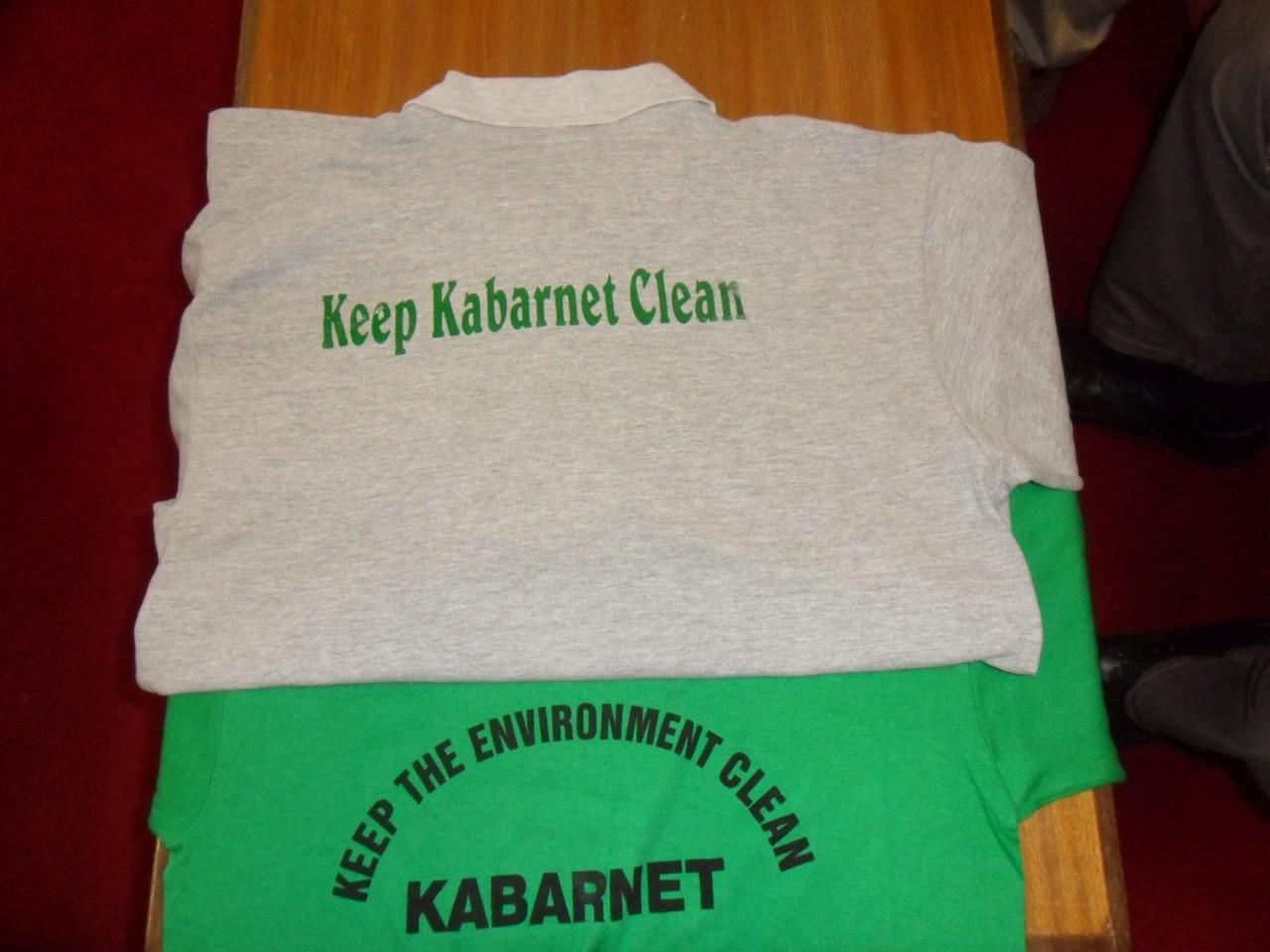 T-Shirts für den Einsatz