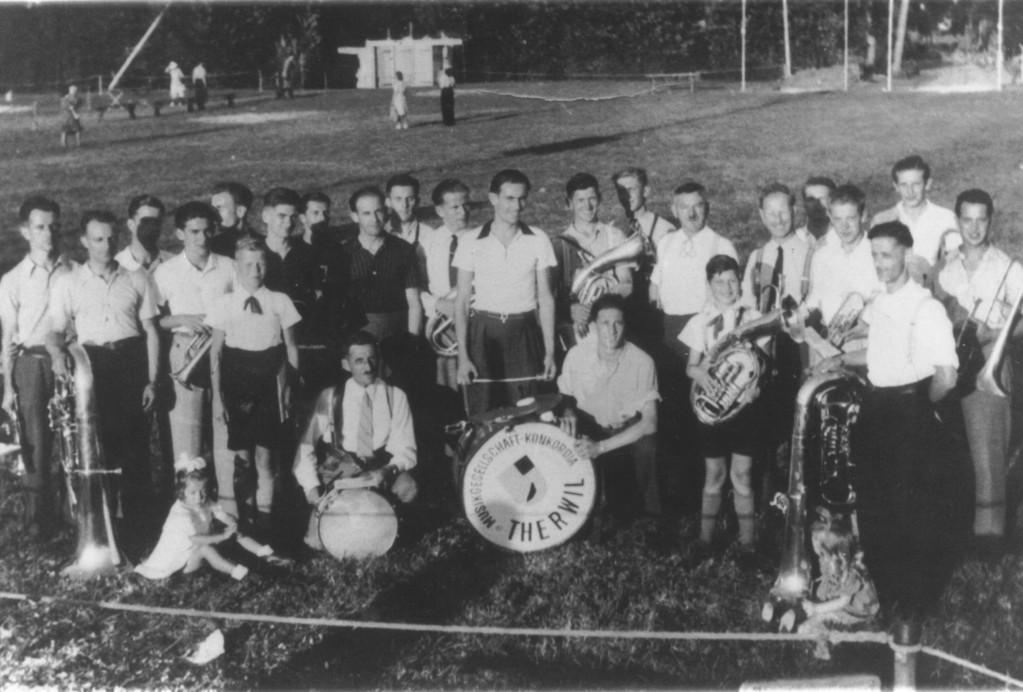 Musikverein Concordia, 1946