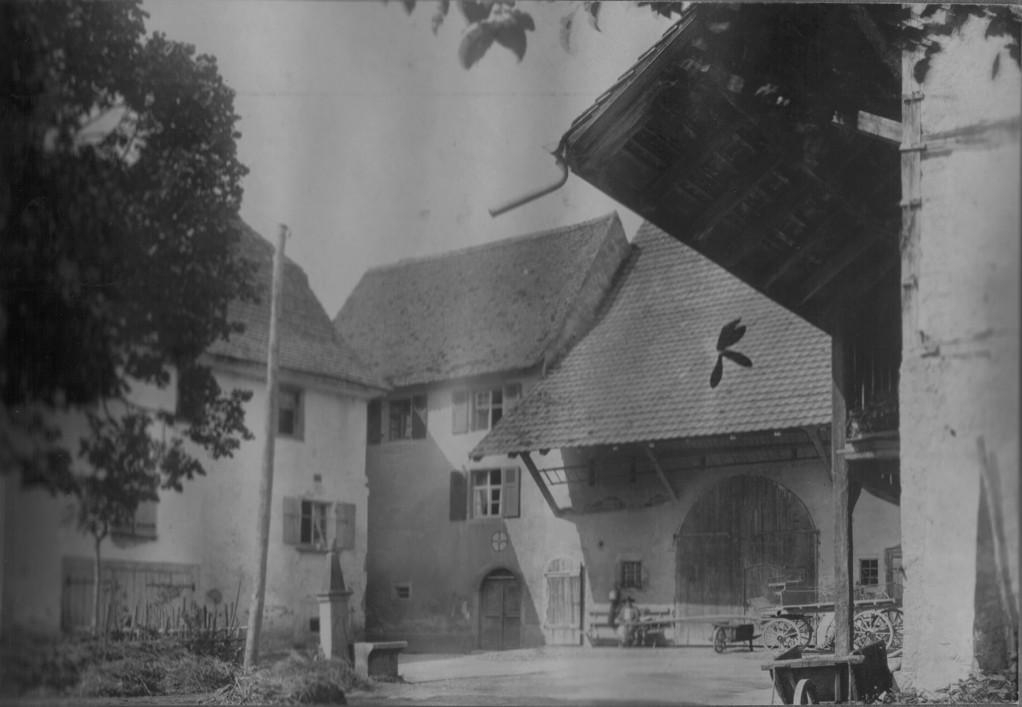 Obere Mühle um 1930