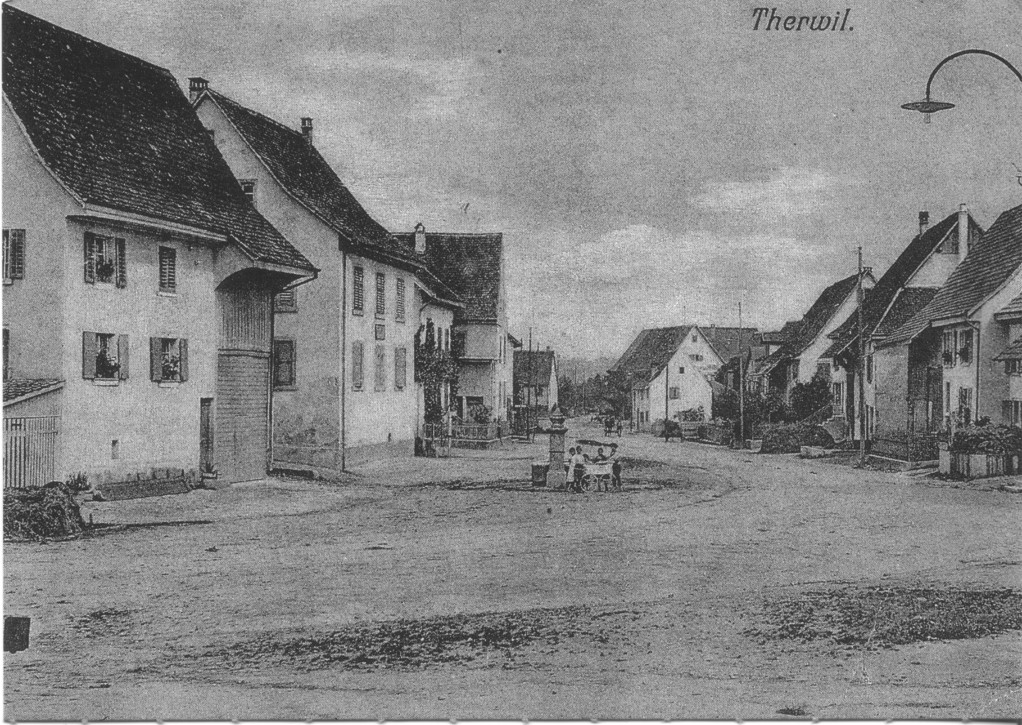 Mitlerer Kreis, um 1900