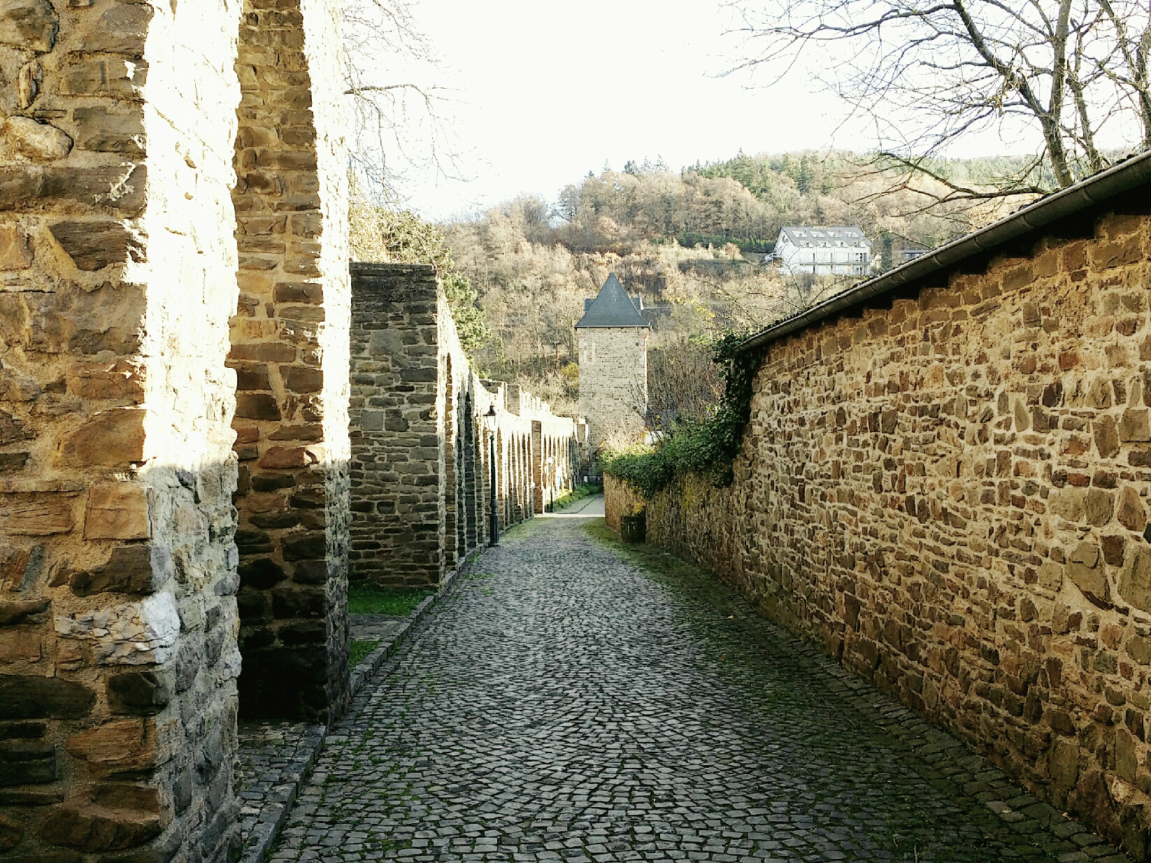 Bad Münstereifel - Wallgasse