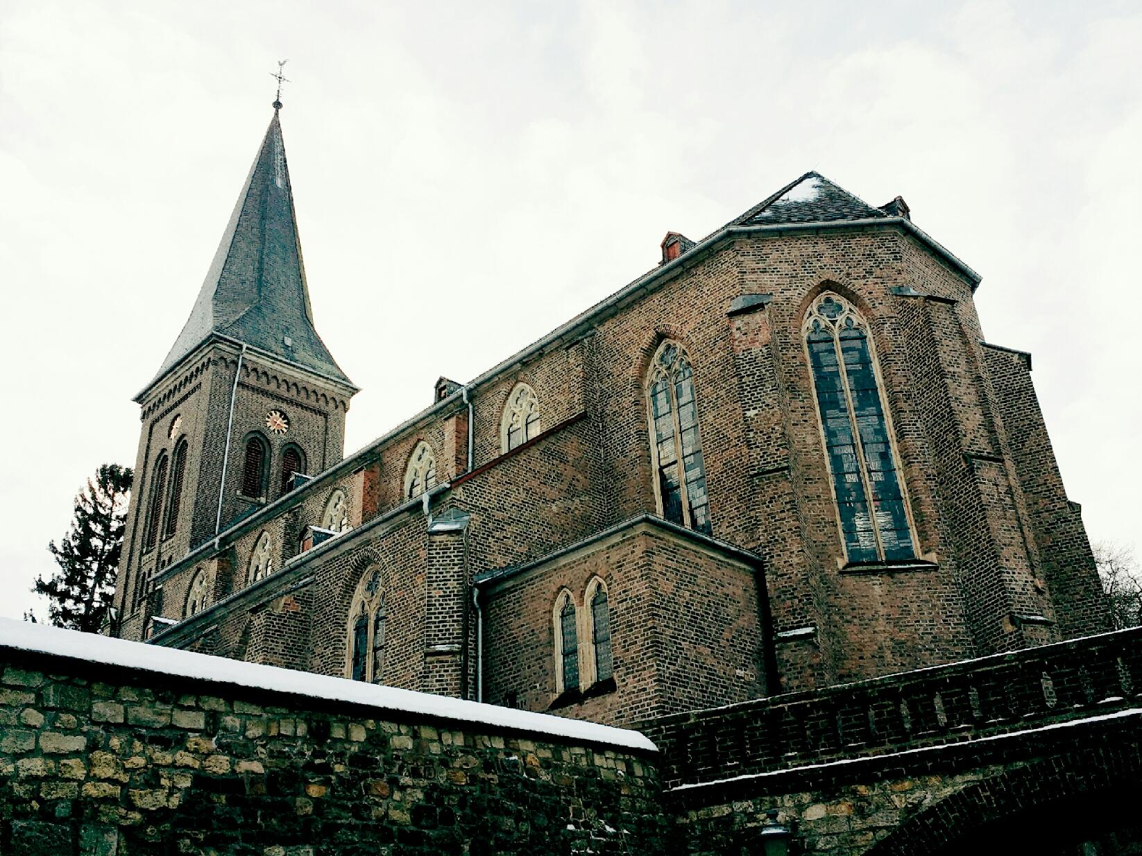 Kommern - Kirche