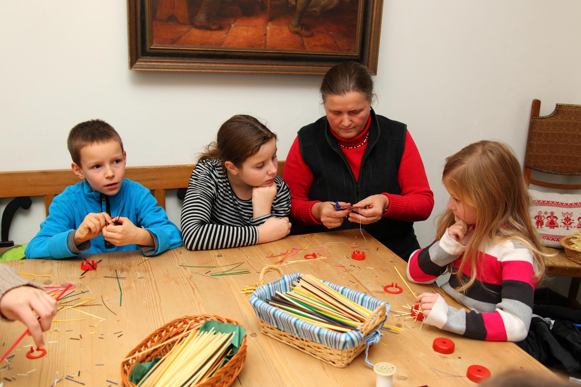 Christmas Workshop in Grossarl