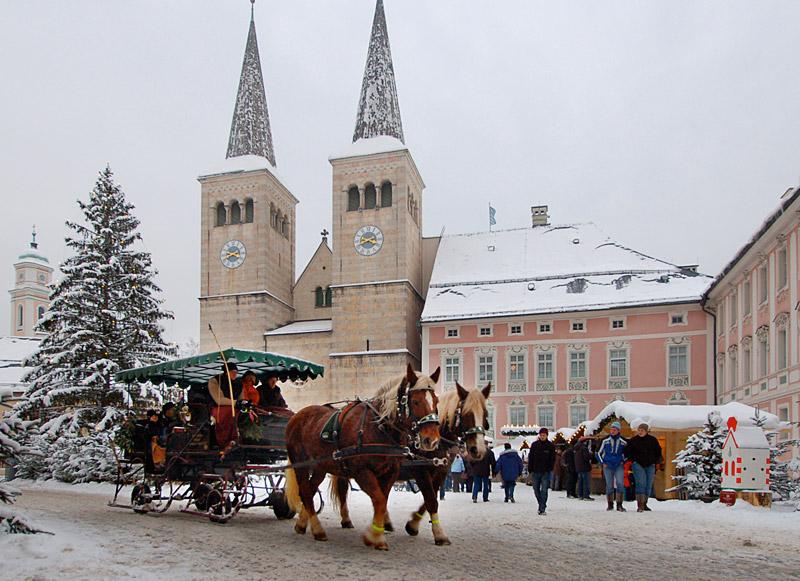 Berchtesgaden Adventmarkt