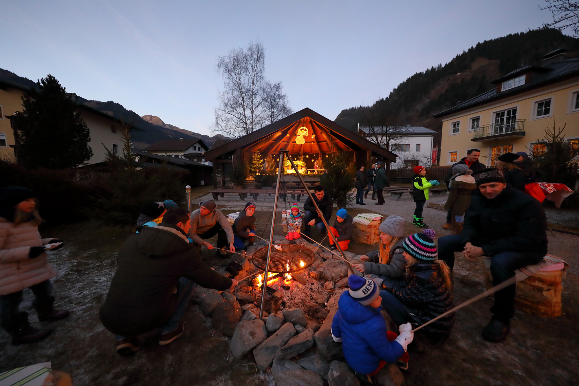 Kinder-Advent im Großarltal