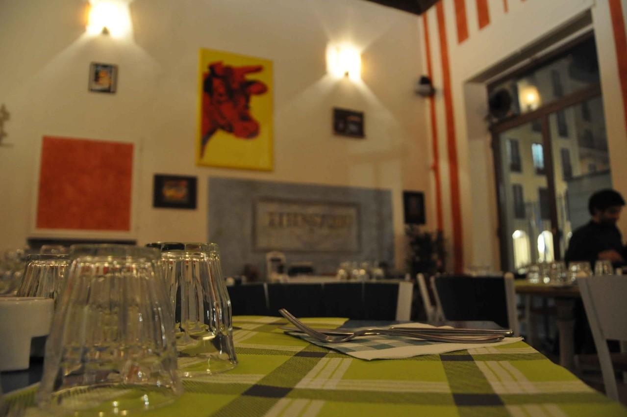 ristorante quadrilatero romano
