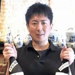 幸姫酒造 峰松宏文さん