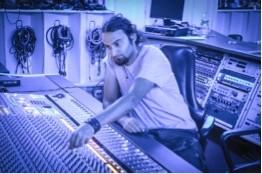 Aufnahme in den Peppermint Park Studios