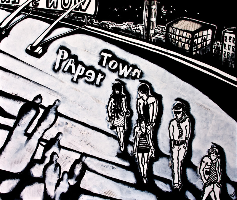 Papertown © Bianca Fels