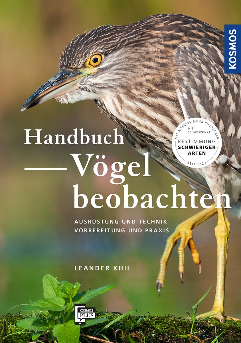 Buchpräsentation: Handbuch Vögel beobachten