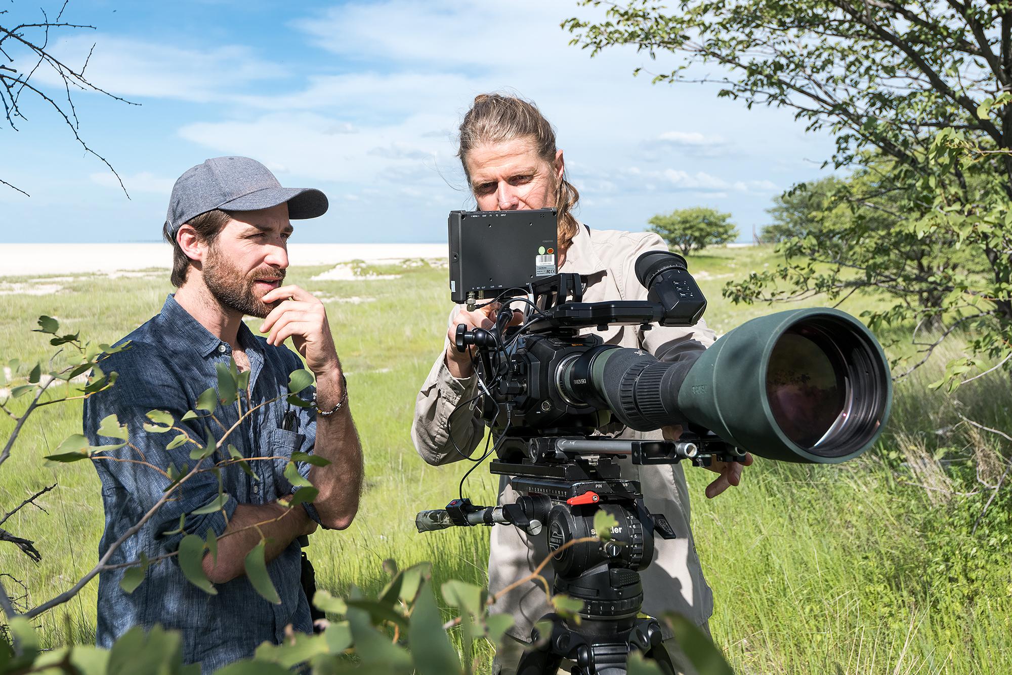 ORF Universum | Tierfilmer hautnah