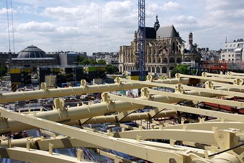 Canopée des Halles, Paris