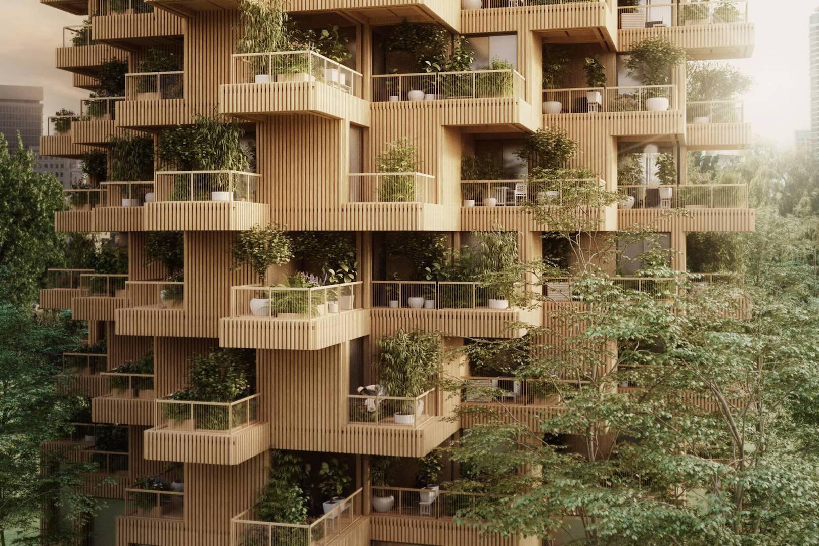FRAMEWORK BUILDING (Portland, USA, 2018) Lever Architecture