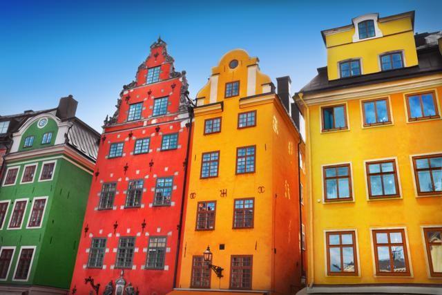 Gamla Stan Stoccolma (Svezia)