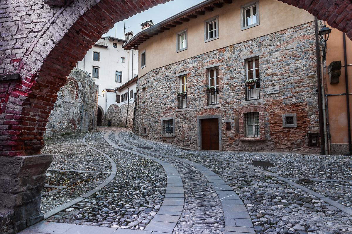 Borgo Centro e  Brossana di Cividale del Friuli
