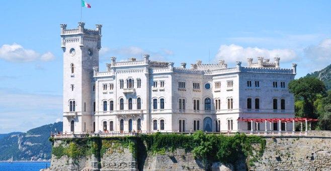 Castello di Miramare (Trieste)