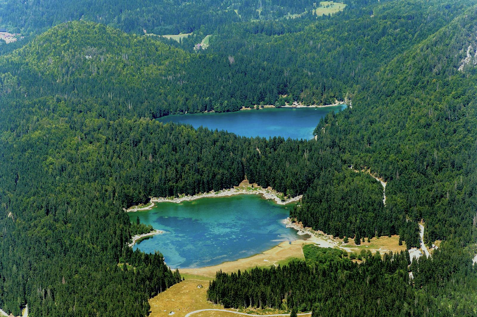 Laghi di Fusine in Valromana (Tarvisio)