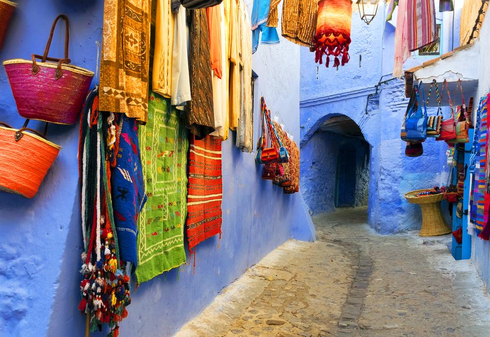 Medina Chefchaouen (Marocco)